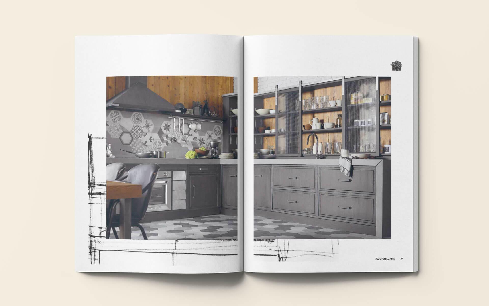 Catalogo Bellagio - Marchi Cucine Made in Italy