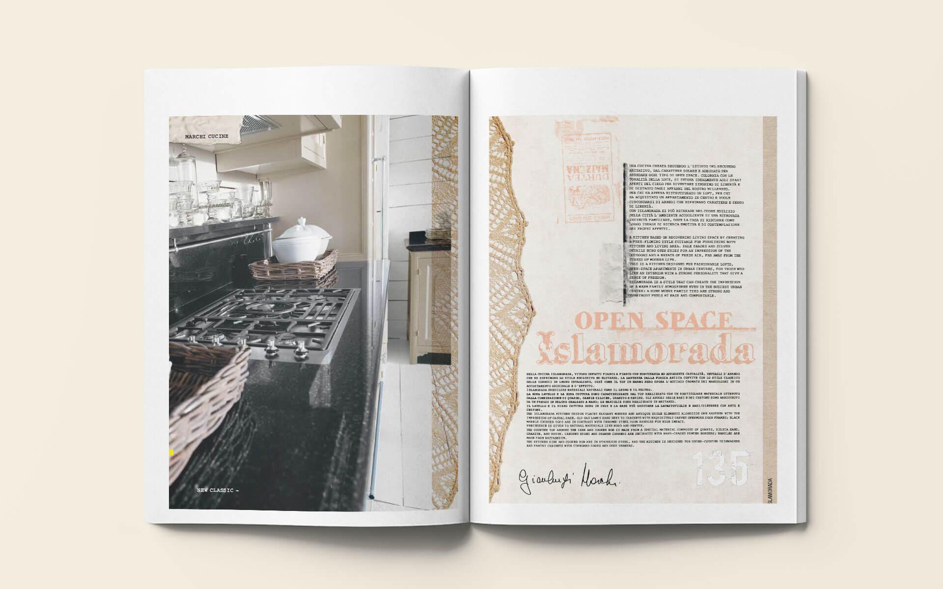 Catalogo Islamorada - Marchi Cucine Made in Italy