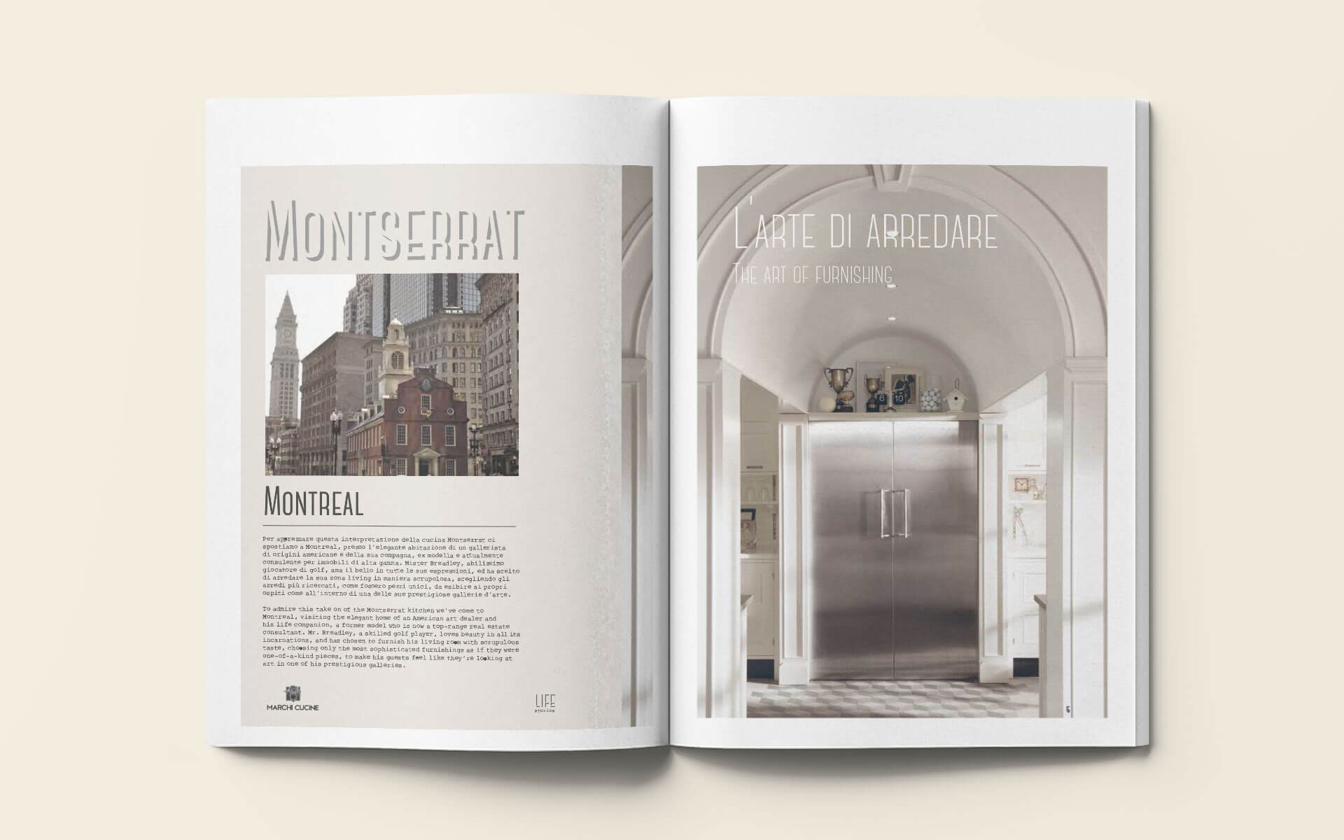 Catalogo Montserrat - Marchi Cucine Made in Italy
