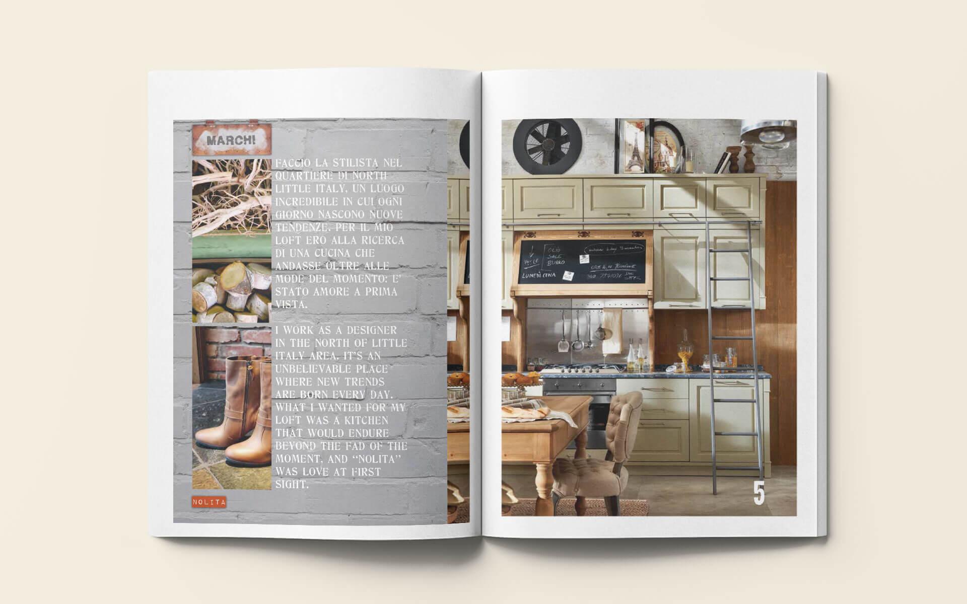 Catalogo Nolita - Marchi Cucine Made in Italy