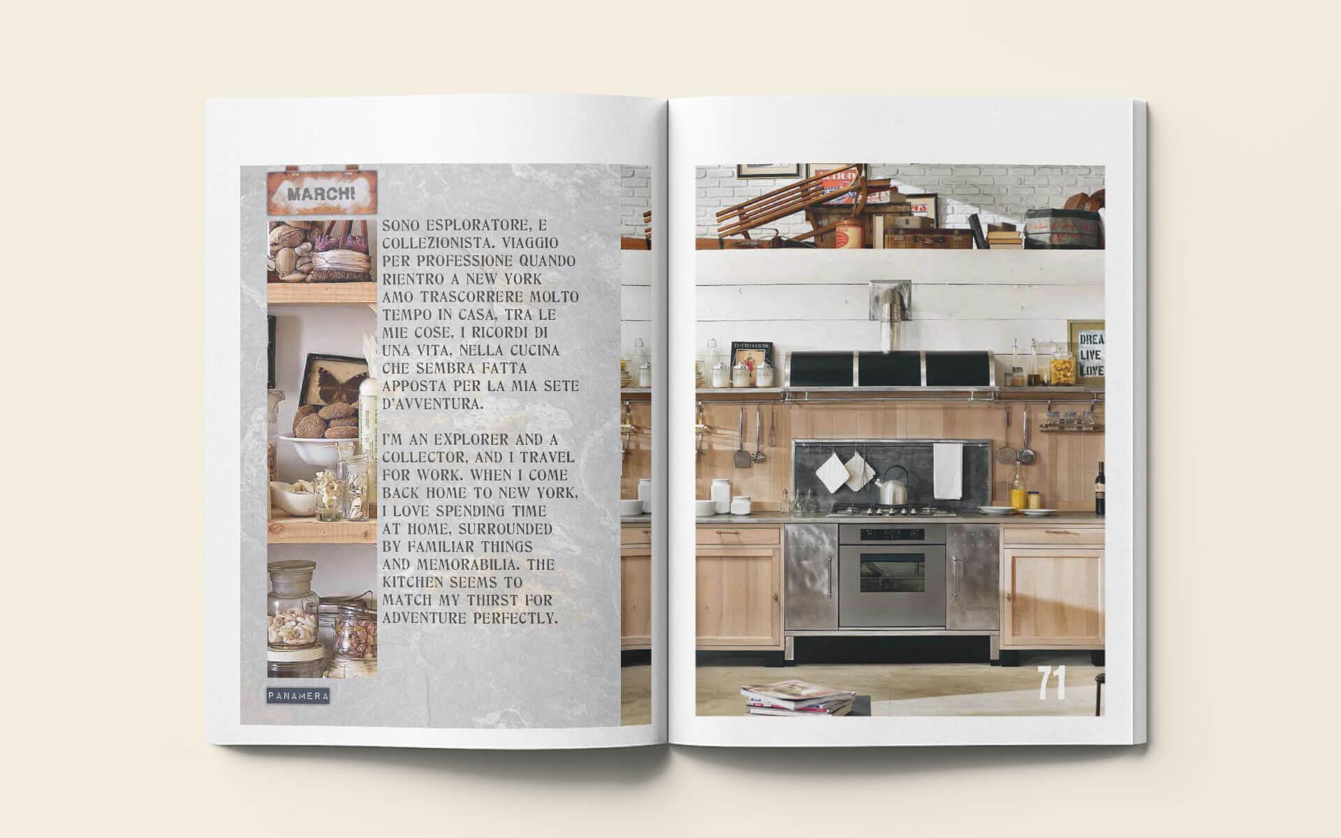 Catalogo Panamera - Marchi Cucine Made in Italy