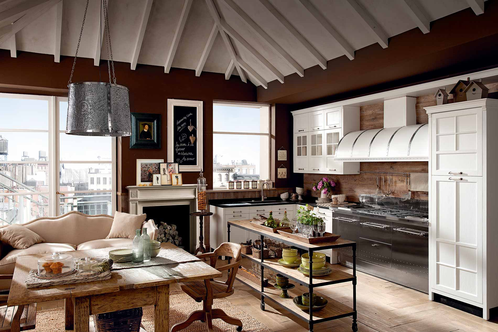 Kreola - Marchi Cucine Made in Italy